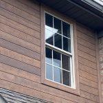Fassade, Detail mit Fenster